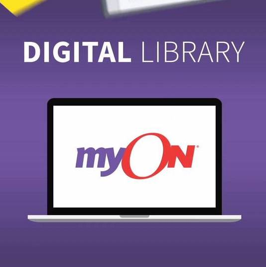 MyOn Digital Library icon